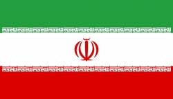 flagge des iran icon gratis download